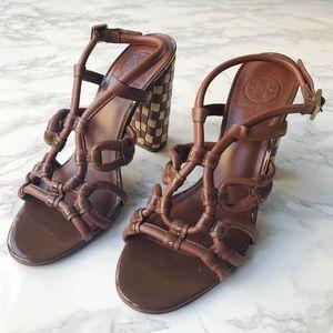 "Tory Burch ""Layce"" heels"